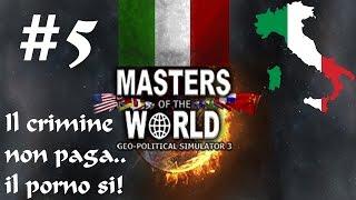 Geopolitical Simulator 3 Italia: #5
