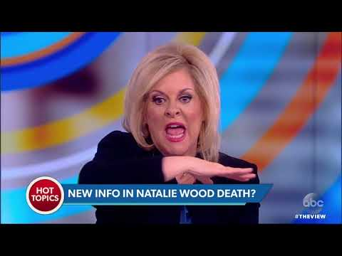 Nancy Grace Talks New Natalie Wood Murder Case Developments | The View