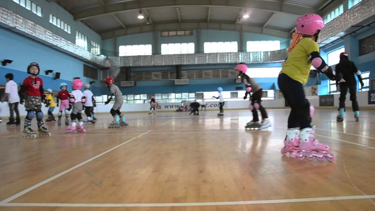 大同運動中心直排輪課程宣傳短片 - YouTube