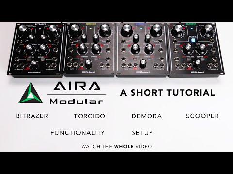 AIRA Start – AIRA MODULAR (a short tutorial)