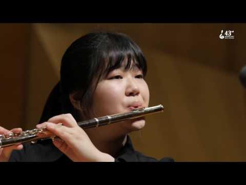 이수연_Flute_2017 JoongAng Music Concours