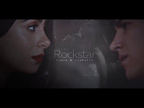 Simon & Isabelle ➰ Rockstar [+3x06]