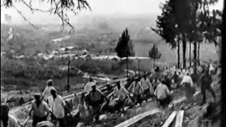 """1937г. - """"Москва-Волга"""" - док. фильм о строительстве канала"""