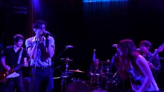 All American Rejects w/ Audra Mae- Fast & Slow- Troubadour 3/30/12