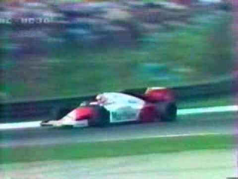 F1 GP Formula 1 1984 Italia Monza 7/10