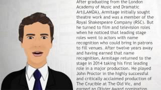Richard Armitage actor - Wiki Videos