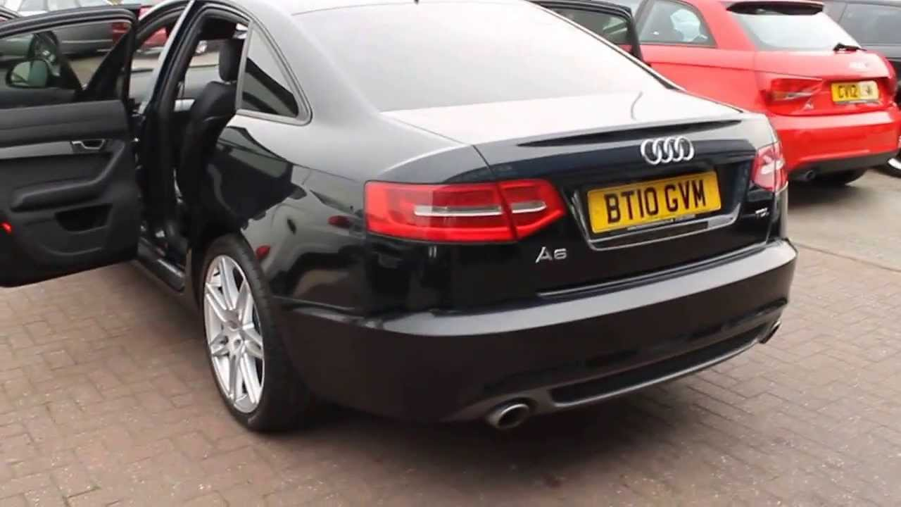 Audi A6 S Line 2 0 Tdi Special Edition Finished In
