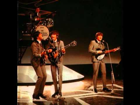 The Beatles - I wanna hold your hand and All my Lovin' Live in Netherlands in 1964.