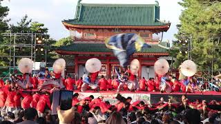 彩京前線2019「彩雅」 京都学生祭典 令和ステージ