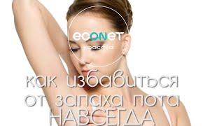 КАК ИЗБАВИТЬСЯ от запаха ПОТА НАВСЕГДА! | econet.ru