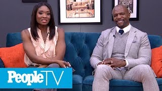 Terry Crews Reminisces About Playing Chris Rock's Father On 'Everybody Hates Chris' | PeopleTV