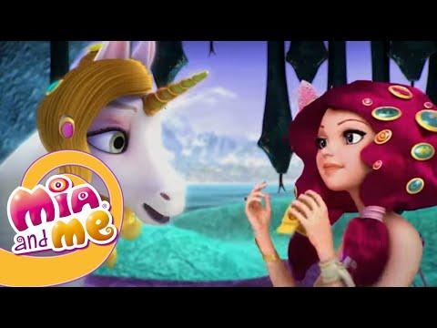 Мия и Я - 2 сезон - 10-12 серия - Mia And Me   Мультики для детей про эльфов, единорогов HD