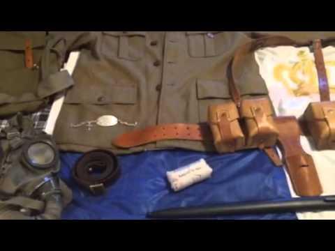 Greek WW2 Uniform and Equipment