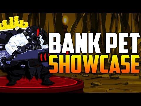 60,000 ACs Worth Of Bank Pets! (AQW Bank Pet Showcase)