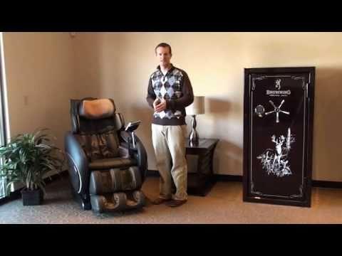 Massage Chairs   Osaki OS 4000 Zero Gravity Demonstration