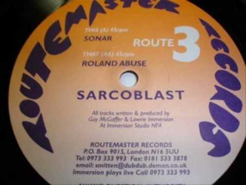 Sarcoblast - Sonar