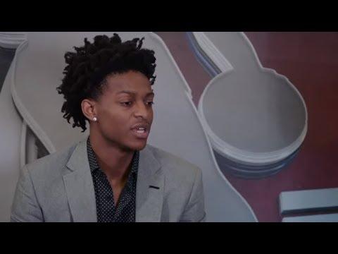 De'Aaron Fox Says He Is The Best Guard In The NBA Draft   ESPN