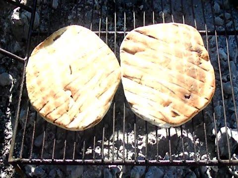 Tortilla Tradicional a la parrilla