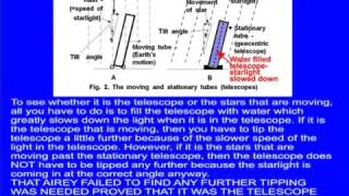 Geocentricity. The Hidden Evidence. Stationary Earth