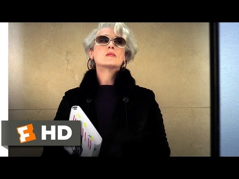 The Devil Wears Prada (1/5) Movie CLIP - Gird Your Loins! (2