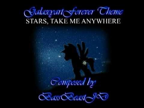 Stars, Take Me Anywhere (GalaxyArtForever Theme)