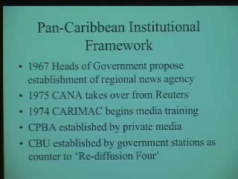 Content, Commerce, and Community Challenges for Caribbean Media in an Age of Convergence