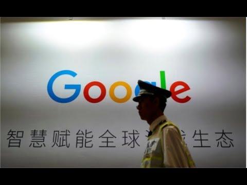 大陸新聞解讀583期_熱點解讀:谷歌CEO否認「蜻蜓計劃·華為繼續被拉黑