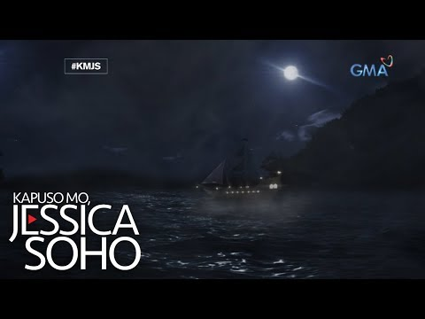 Kapuso Mo, Jessica Soho: Misteryosong 'ghost ship' ng Siquij