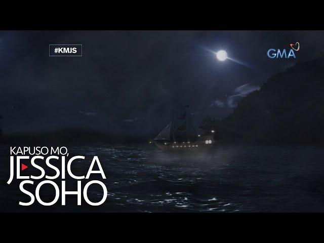 Kapuso Mo, Jessica Soho: Misteryosong 'ghost ship' ng Siquijor, totoo nga ba?