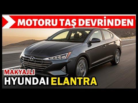 Makyajlı Hyundai Elantra Türkiye'de Fiyatı Ne Kadar? 2019 Model İnceleme