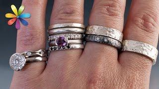 видео На какой палец надевают кольцо на предложение в России
