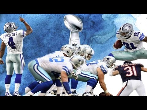 8 Reasons Why The Dallas Cowboys Will Win a Super Bowl By 2020