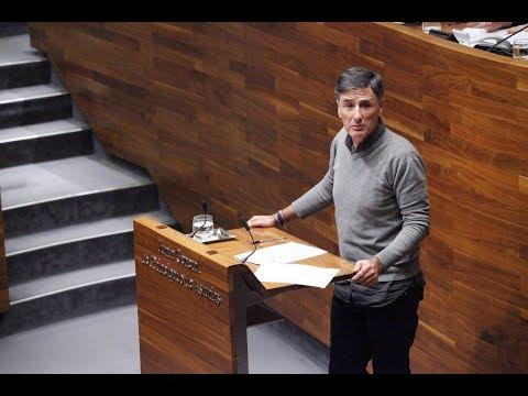 Enrique López - Propuestas de resolución. Economía, hacienda y administración pública...