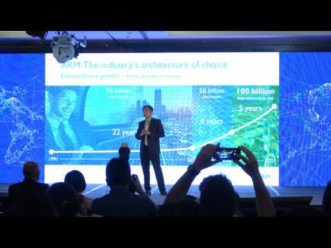 ARM at Computex 2017: ARM Cortex A75, Cortex A55, ARM Mali G72, Dynamiq clusters