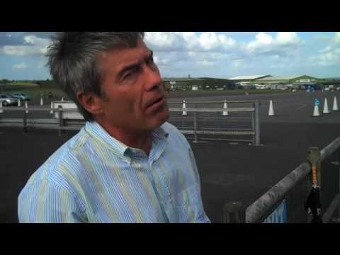 Supercar Challenge, Meeting Tiff Needell