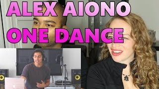 One Dance by Drake and Hasta el Amanecer by Nicky Jam Mashup by Alex Aiono (Reaction 🔥)