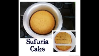 Sufuria Cake using Gas Cooker (in 35 Mins )