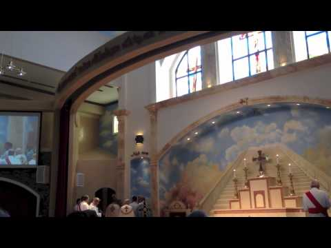 St. Marys Parish Consecration of the Holy Assyrian Church ...