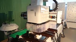 ARGO   3+1 Axis CNC Machining Centre | COBRA INDUSTRIAL MACHINES-UAE