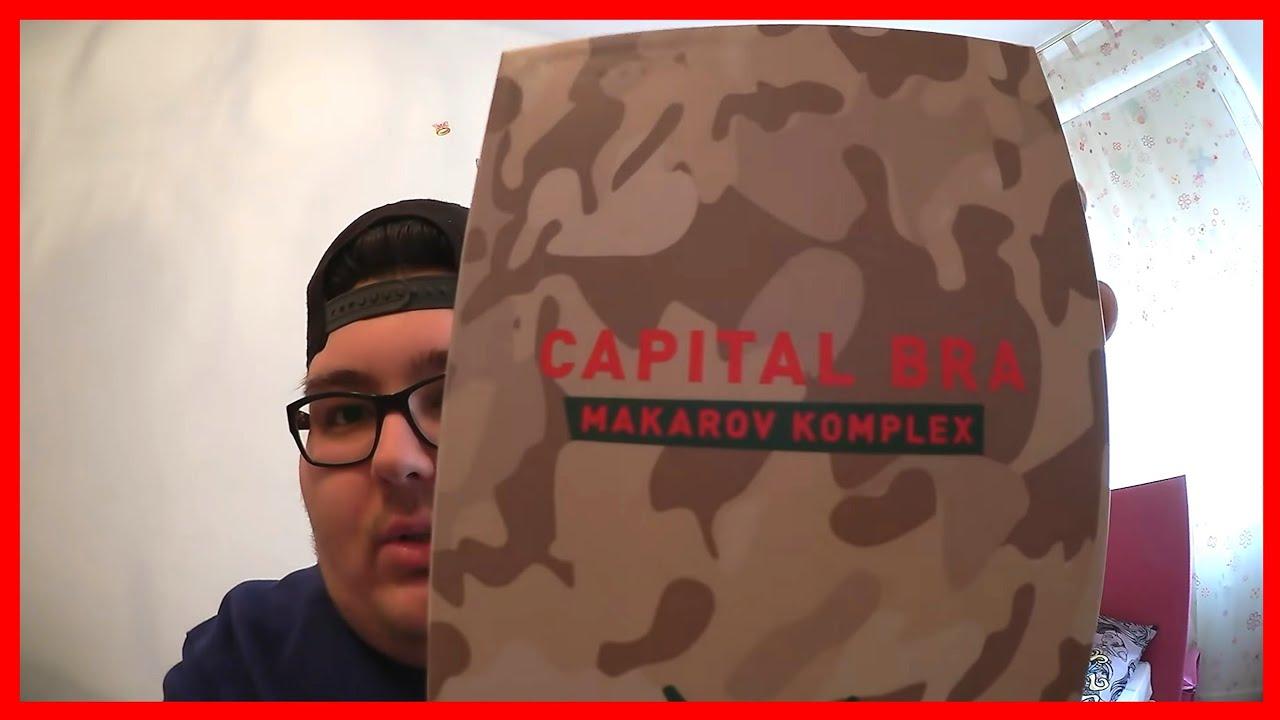 Capital Bra Makarov Komplex Limited Box Edition Unboxing 139