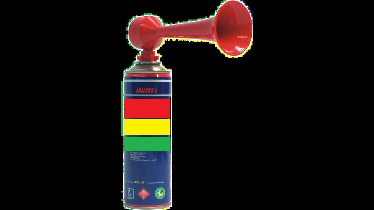 Reggae Air Horn (Dancehall Style) - YouTube