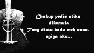 Simpan Meh - Sullivan Band ( Lirik )