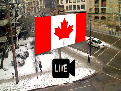 Stream Live Camera In Vancouver BC Canada