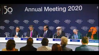 Sadhguru at world economic forum in Davos 2020 | Part 1 Subscribe for more videos