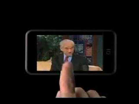 iPaul ~ The New itouch