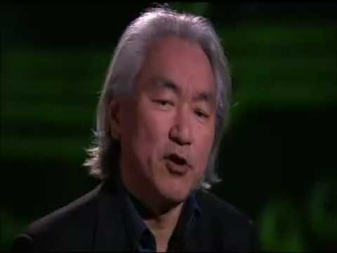 Michio Kaku speaking about the Fountain of Youth