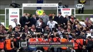 Atlético Mineiro Campeón Copa Libertadores 2013