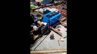 150m PC Strand Pusher Machine for Brdiges Beams Part 2