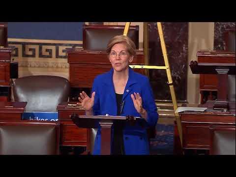 Download Youtube: Senator Elizabeth Warren's Floor Speech on the Republican Tax Bill