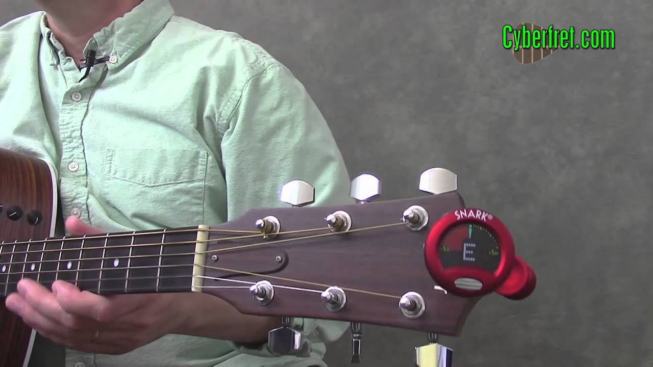 how to use a chromatic guitar tuner youtube. Black Bedroom Furniture Sets. Home Design Ideas